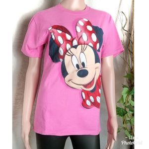 Disney | Minnie Mouse Pink Tee